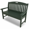 """POLYWOOD&reg; Nautical 48"""" Bench<br><br>Temporarily Out of Stock"""