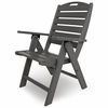 POLYWOOD® Nautical Highback Chair - Temporarily Unavailable