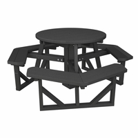 """POLYWOOD&reg; Park 36"""" Round Picnic Table<br><br>Temporarily Out of Stock"""
