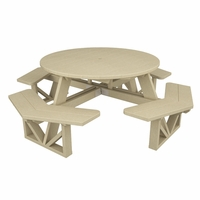 """POLYWOOD&reg; Park 53"""" Octagon Table<br><br>Temporarily Out of Stock"""