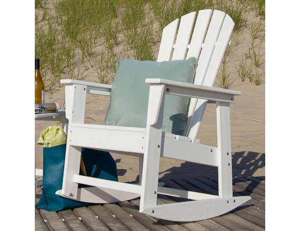 POLYWOOD® South Beach Rocking Chair