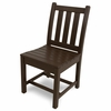 POLYWOOD® Traditional Garden Dining Side Chairs  -  Temporarily Out of Stock