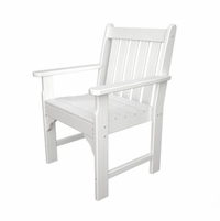 """POLYWOOD&reg; Vineyard 35"""" Garden Arm Chair<br><br>Temporarily Out of Stock"""