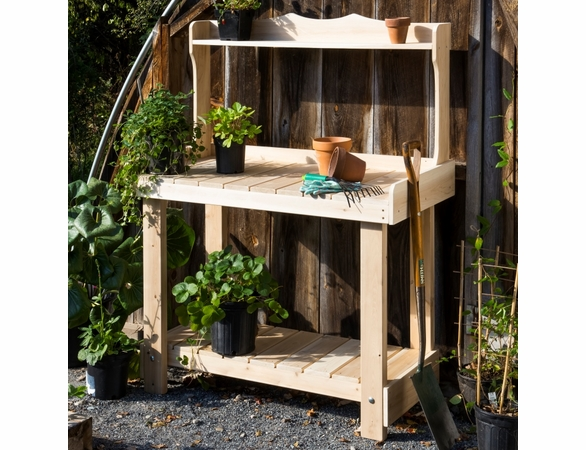 Potting Bench - Not Currently Available