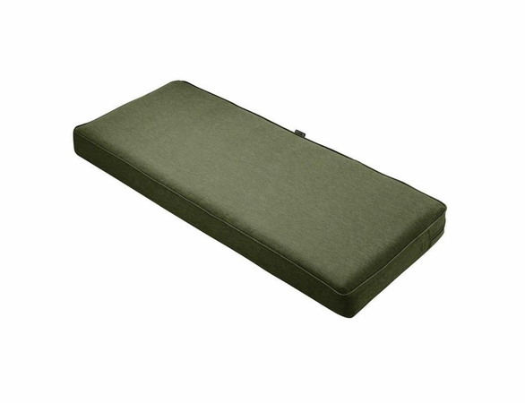 Rectangular Replacement Bench Cushion 48 X 18 X 3