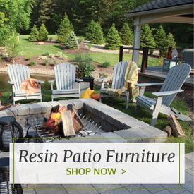 Charmant Resin Patio Furniture