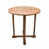 "Royal Teak 39"" Bar Table"