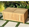 """Royal Teak 53""""  All Purpose Cushion Box - Estimated Available to ship in Sept"""