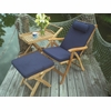 Royal Teak Estate Chair & Footrest - Estimated Availability to Ship in July