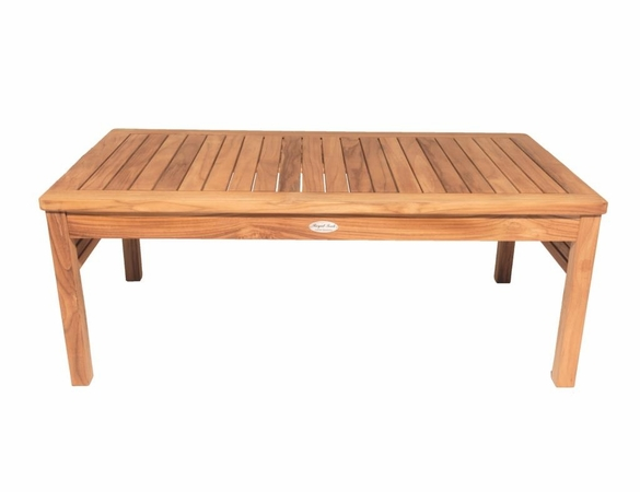 Royal Teak Miami 4 Piece Deep Seating Group - Out of Stock til July