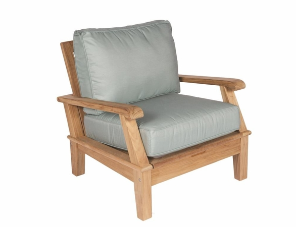 Royal Teak Miami 6 Piece Deep Seating Group - Available Mid Nov