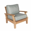 Royal Teak Miami Deep Seating Chair - Available to Ship Mid-End of May