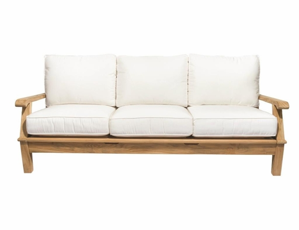 Royal Teak Miami Deep Seating Sofa - Available Mid Oct