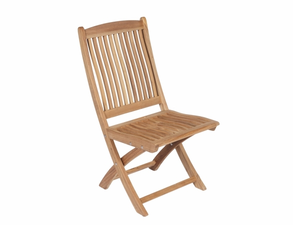 Royal Teak Sailor Folding Chair - Estimated Availability to Ship in July