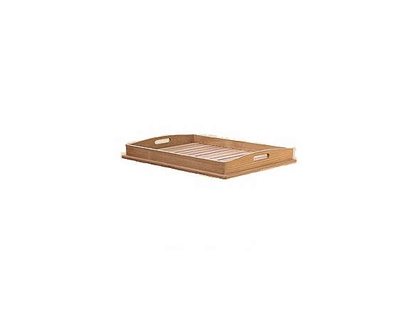 Royal Teak Table Tray - Estimated Availability to Ship in Oct