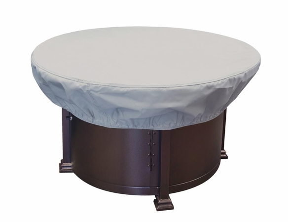 """Simply Shade 36"""" Round Ottoman or Fire Pit Cover"""