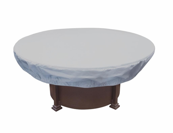 """Simply Shade 48"""" Round Ottoman or Fire Pit Cover"""