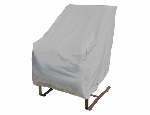 Simply Shade High Back Chair Cover
