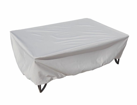 Simply Shade Oval And Rectangle Occasional Table Cover
