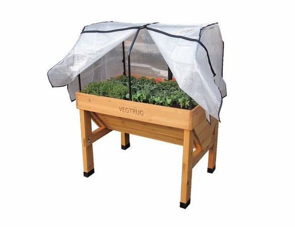 Small Elevated Garden