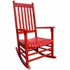Somers Pointe Rocking Chair - Red