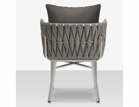 Source Furniture Aria Dining Arm Chair - Premium Cushion Included