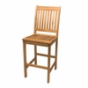 Royal Teak Bar Chair - Unavailable 'til End of Sept