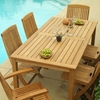 Three Birds Brunswick 6 Person Dining Set - Estimated Available to ship in Aug