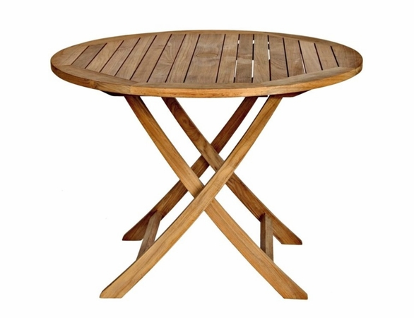 Three Birds Cambridge Teak 4 Person Dining Set - Available to ship in Late June