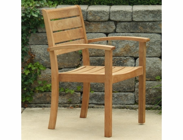 Three Birds Camden 7-Piece Teak Dining Set - Estimated Available to ship in Aug