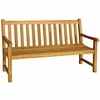 Three Birds Classic Teak 5' Garden Bench