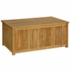 """Three Birds Cushion Teak 54.5"""" Storage Box - Estimated Available to ship in July/Aug"""