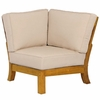 Three Birds Monterey Teak Sectional Corner Chair - Estimated Available to ship in Aug