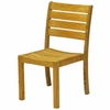 Three Birds Sedona Teak Stacking Side Chair - Set of 2 - Available to Ship in Mid July