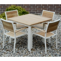 Three Birds Soho 5-Piece Dining Set
