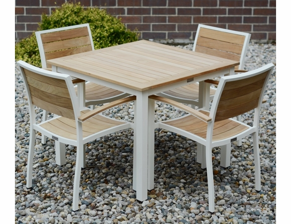 Three Birds Soho 5-Piece Dining Set - Available to ship in Aug