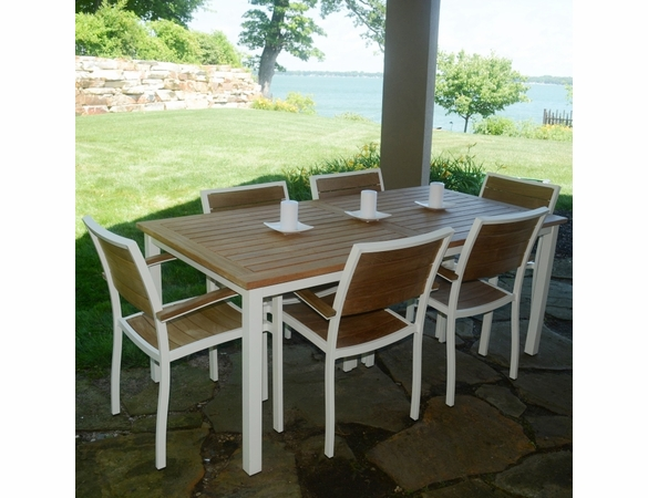Three Birds Soho 7-Piece Dining Set