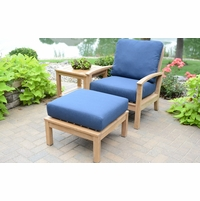 Three Birds St Lucia 3 Piece Deep Seating Lounge Set
