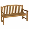 Three Birds Victoria Teak 5' Garden Bench