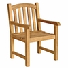 Three Birds Victoria Teak Garden Armchair