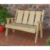 Timberland Garden Bench  (4', 5' or 6')