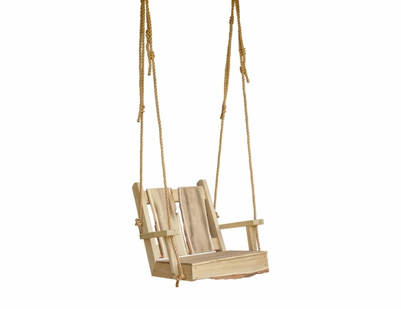 Timberland Garden Swing with Rope
