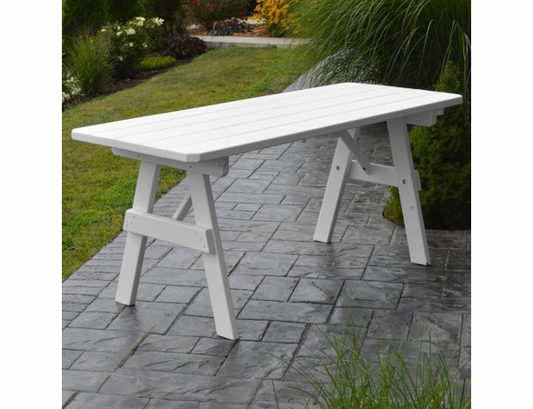 Traditional Pine Table Only  (4', 5', 6', or 8')