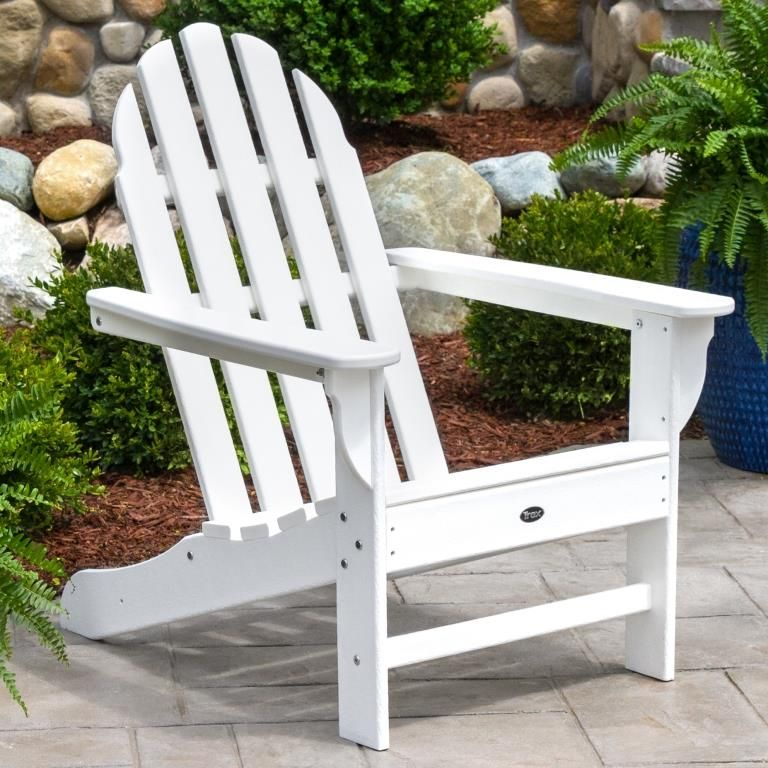 Phenomenal Trex Cape Cod Adirondack Chair Creativecarmelina Interior Chair Design Creativecarmelinacom