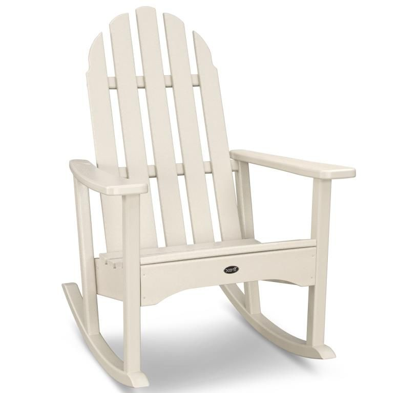 Pleasing Trex Cape Cod Adirondack Rocking Chair Andrewgaddart Wooden Chair Designs For Living Room Andrewgaddartcom