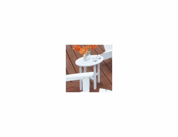 TREX Cape Cod Round Side Table