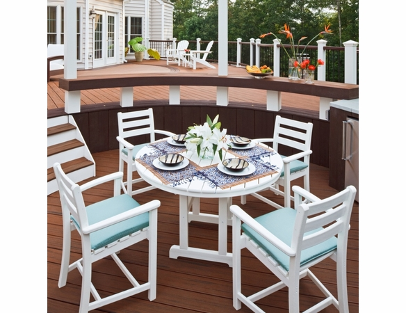 TREX® Monterey Bay 4 Seat Dining Set - Currently Unavailable