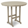 TREX® Monterey Bay Round 48 Inch Bar Table - Currently Unavailable