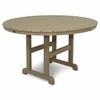 TREX® Monterey Bay Round 48 Inch Dining Table - Currently Unavailable
