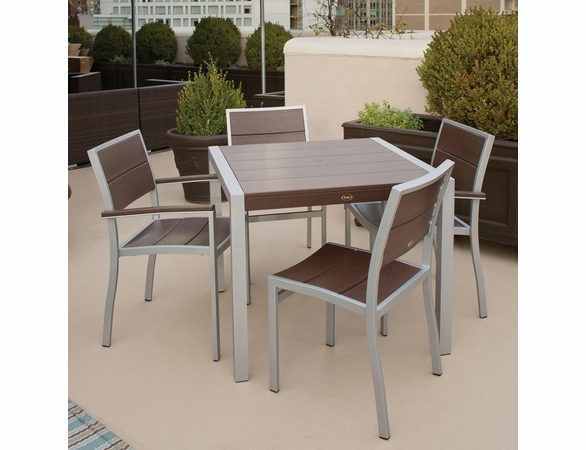 TREX® Surf City 4 Seat Dining Set - Currently Unavailable